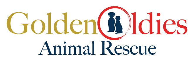 Golden Oldies Animal Rescue Logo