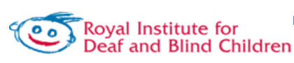 Royal Institute for Deaf and Blind Children Logo