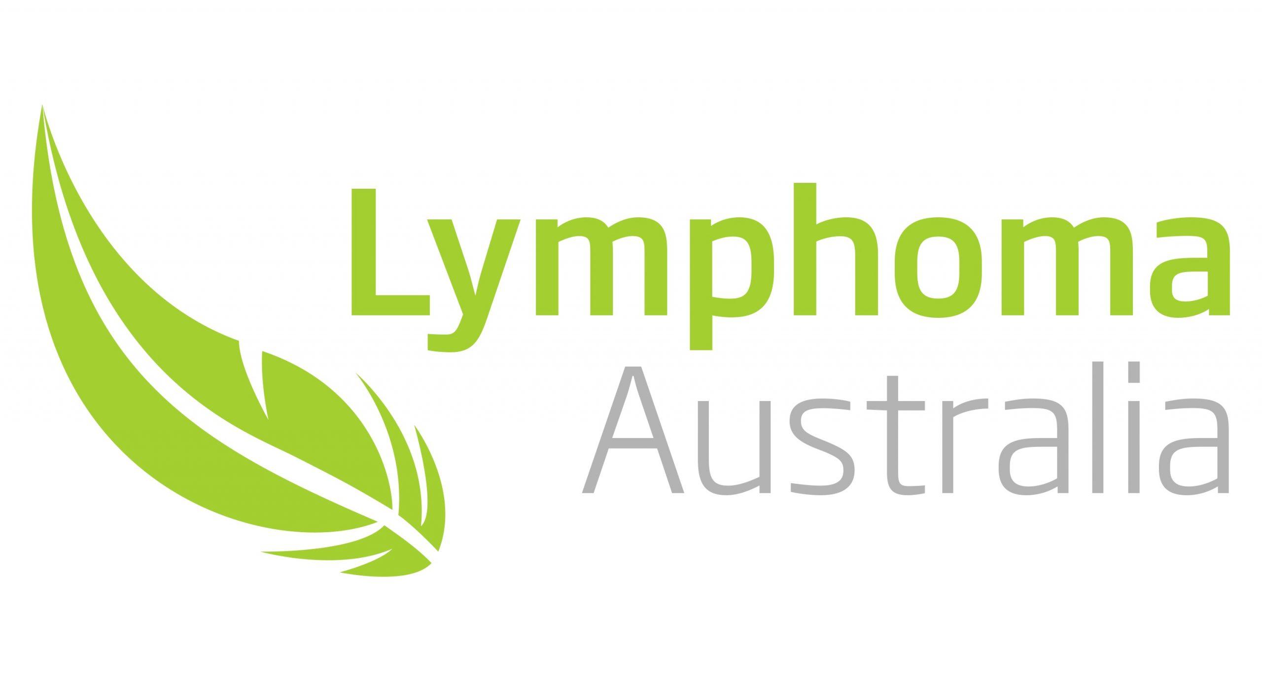 Lymphoma Australia Logo